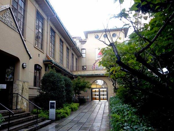 京都芸術センター(京都市中京区)