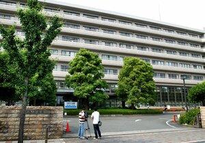 京都市立病院(京都市中京区)