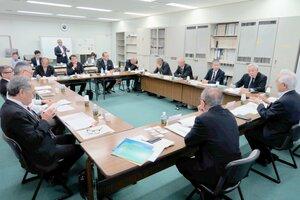 学研都市に関係する7商工会・商工会議所の代表者が集った初めての意見交換会(京都府精華町光台・けいはんなプラザ)