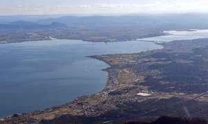 【資料写真】琵琶湖