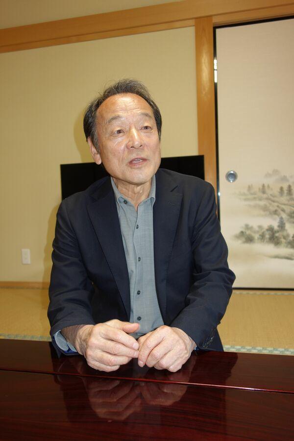 西山さんの再審開始や無罪を訴えて署名活動を続けてきた伊藤さん(米原市梅ケ原)