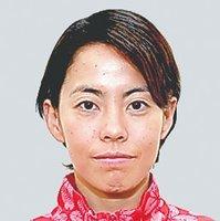 トライアスロンW杯リマ大会で優勝した上田藍