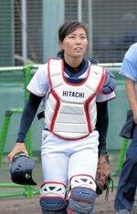 日本リーグでプレーする清原奈侑