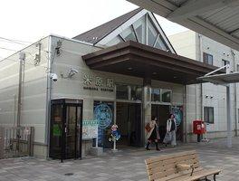 米原駅(滋賀県米原市)