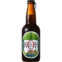 黄桜が発売した抹茶ビール風味のノンアルコール炭酸飲料