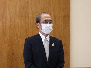 【資料写真】門川京都市長