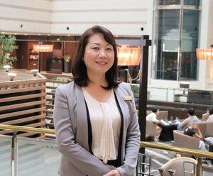 林惠子さん