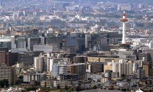 【イメージ写真】景観政策の見直しが進められている京都市街