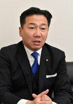 立憲民主党の福山哲郎幹事長