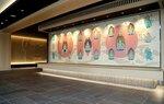 星野リゾートが4月に開業するOMO3京都東寺のエントランス(京都市南区)