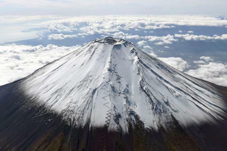 富士山 滑落 事故 動画