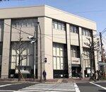 三井住友銀行の円町支店(京都市中京区)