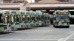【参考写真】京都市バス