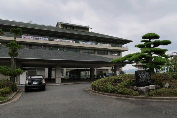 【資料写真】京都府京田辺市役所