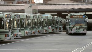 【資料写真】京都市バス