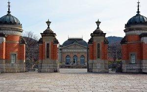 【資料写真】京都国立博物館(京都市東山区)