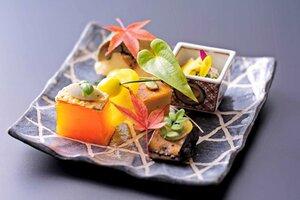 星のや京都の会席料理