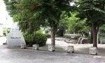 福知山鉄道館ポッポランドの移転先となる福知山城公園の一角(福知山市堀)