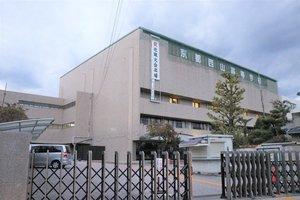 清原選手の母校の京都西山高