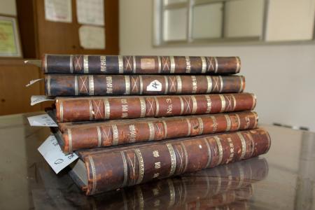 国立ハンセン病療養所「長島愛生園」で見つかった入所者の「解剖録」