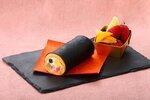京都産食材にこだわった「恵方巻きロールケーキ」