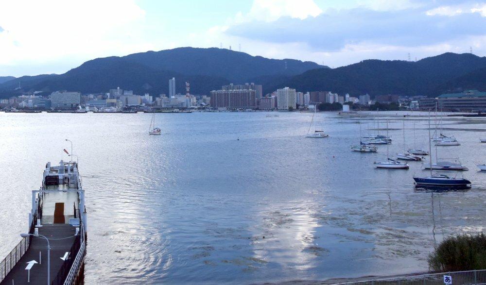 ボート 琵琶湖