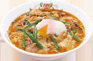 王将の肉玉スタミナ麺