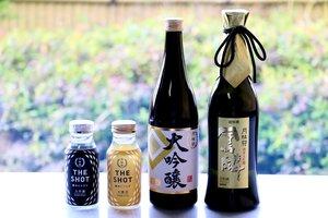 月桂冠の日本酒。月桂冠総合研究所は日本酒の香り「吟醸香」の主成分にはリラックス効果があることを発見して学会に報告した