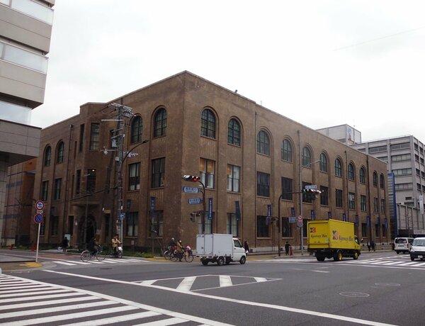 【資料写真】建て替える前の新風館(京都市中京区)