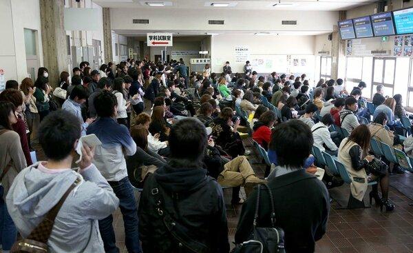 阪神免許更新センターコロナ