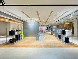 京都BALにオープンしたリモワ直営店