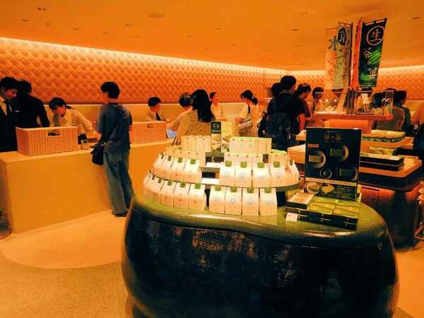 物販スペースを拡張した「マールブランシュ八条口店」(京都市下京区)