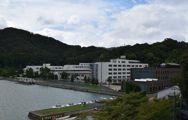 【資料写真】海上保安学校(京都府舞鶴市)