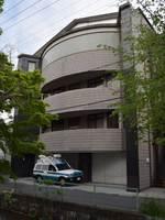 京都地裁が使用禁止を命じた六代目会津小鉄会の本部事務所(京都市下京区)