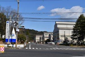 2021年に新造船の建造を終了するジャパンマリンユナイテッド舞鶴事業所(舞鶴市余部下)