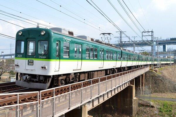 【資料写真】京阪電車