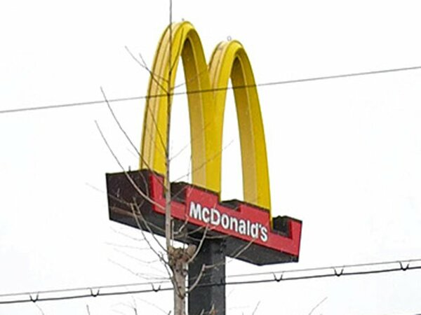 【資料写真】マクドナルドの看板