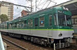 【資料写真】京阪・石山坂本線