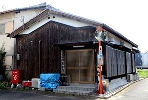 2006年に建て替えられた森脇町集会所(草津市矢橋町)