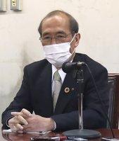 【資料写真】門川・京都市長