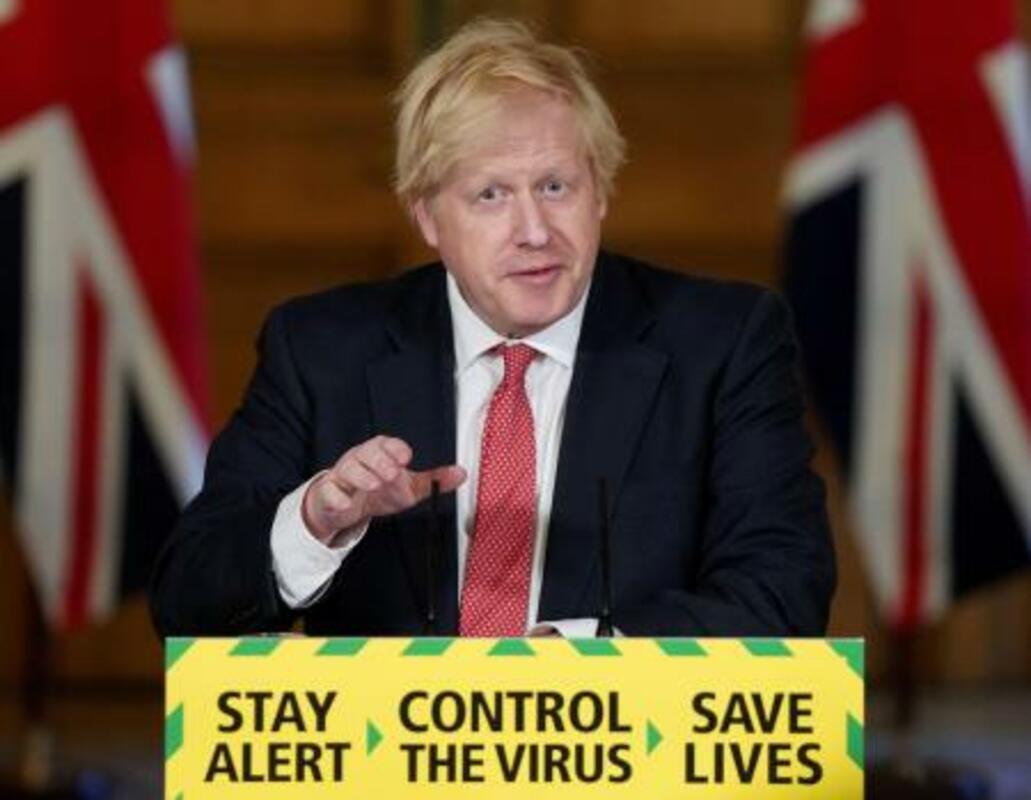 首相 ジョンソン